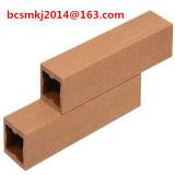 Umweltfreundliche hölzerne zusammengesetzte quadratische Plastikspalte (BC60H40)