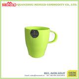 Copo de suco de melamina com logotipo personalizado colorido