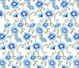 Los colores populares borran el mantel transparente impreso PVC Oilproof, característica impermeable