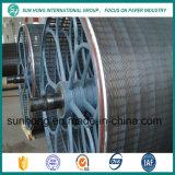 Máquinas de la fabricación de papel del molde del cilindro del acero inoxidable