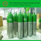 219-25-150 cilindro d'acciaio per 25L ad ossigeno e gas
