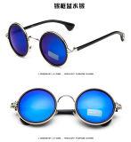 Óculos de sol retros do espelho dos óculos de sol da forma dos vidros de Sun do moderno