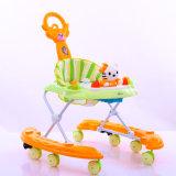 Fabrik-Großverkauf-Baby-Wanderer mit Musik-Baby-Wanderer