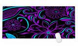 900*400*3mmの紫色のゴム製ゲームのマウスパッドのマット大きいXLのサイズ