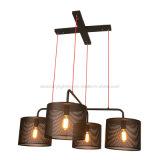 Neues modernes hängendes Leuchter-Licht des Entwurfs-LED für das Gaststätte-Hotel