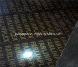 Madeira compensada enfrentada película de venda quente feita em China