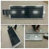 30W imprägniern LED-Solarlicht integrierte Infrarotfühler für im Freien