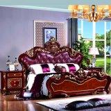 Het Meubilair van de slaapkamer met Klassiek Bed (W812) wordt geplaatst dat