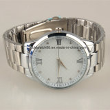 人のための昇進のギフトの腕時計のステンレス鋼のブレスレットの腕時計