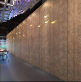 Papier de mur 3D en bois