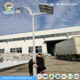 6-12 m Hot DIP Galvanized Street Post pour éclairage extérieur