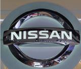 Vácuo acrílico Signage ao ar livre dado forma do logotipo do carro