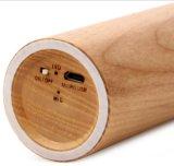 Altoparlante senza fili di legno di Bluetooth V3.0 del mini salice stereo dell'acqua