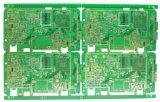 1.0mm 8 camadas Vias enterrado Withblind para a placa do PWB da eletrônica