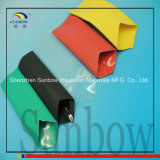 Tubulação adesiva do Shrink do calor do PE do derretimento quente pesado/câmara de ar elétrica das isolações