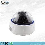 cámara del infrarrojo del CCTV del IP de la bóveda de la seguridad de 2.0MP H. 265