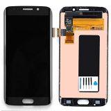 Экран касания LCD мобильного телефона для индикации LCD края галактики S6 S6 Samsung