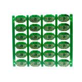 Шторки платы с печатным монтажом 6 слоев похороненные через электронные блоки PCB