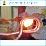 Máquina que cubre con bronce de alta frecuencia de la calefacción de inducción de IGBT para el tratamiento térmico