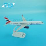 ModelVertoning van het Vliegtuig van Boeing 757-200 Openskies Plastic Promotie