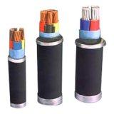 Les câbles, PVC ont isolé le câble d'alimentation engainé par PVC VV