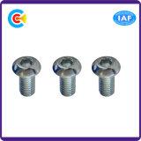 Vite di protezione galvanizzata M10 della testa di zoccolo della testa della vaschetta del carbonio Steel/4.8/8.8/10.9