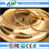 Luz de tira flexible de SMD3528 LED 2700k-3000k con 240LEDs