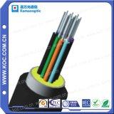 Cable impermeable de la coleta de la fibra óptica 12core I Koc