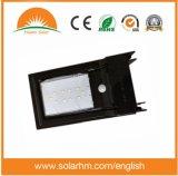 (HM-0507E) 10W todo em uma luz de rua solar da fábrica