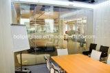 Стена уединения перегородки высокого качества изготовления Китая стеклянная