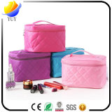 Rectángulo cosmético portable encantador del bolso y del cosmético que conveniente para el recorrido para los regalos promocionales
