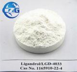 CAS: 1165910-22-4 Sarms Puder Ligandrol Lgd-4033 für Bodybuilding
