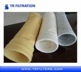 Nichtgewebter Nadel-Filz PPS/Nomex Staub-Filtertüten