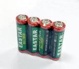 Цинк углерода R6p AA, батарея сухого элемента Um-3