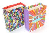 顧客のデザインの誕生日おめでとうのペーパーギフト袋