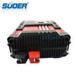 Suoer 1500W 12V 220V intelligent outre de l'inverseur pur de pouvoir d'onde sinusoïdale de réseau avec l'écran LCD (FPC-D1500A)