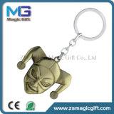 A fábrica de China faz o metal relativo à promoção Keychain