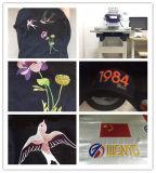 マルチヘッドはコンピュータ化した帽子のTシャツ及びタオルの産業刺繍(WY1202CS)のための刺繍機械を