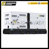 10kVA 8kw Jimmins-Ricardo conjuntos de generación diesel de la serie segura y práctica de Weifang