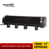 Barres automatiques de 80W DEL de la barre 17 d'éclairage LED de faisceau d'endroit ''