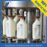 Lait UHT et chaîne de fabrication pasteurisée de lait