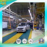 Planta de fabricación final del coche