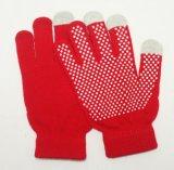 Изготовленный на заказ самые лучшие перчатки телефона экрана касания совместимые