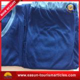 Pyjamas d'hôtel avec la couleur bleue pour l'usage remplaçable