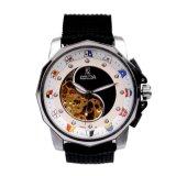 De Unieke Automatische Horloges van uitstekende kwaliteit van Oed van de Mensen van de Stijl van het Ontwerp