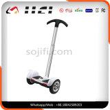 Scooter électrique en travers de pays avec la batterie de Samsung