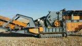 Дробилка удара Crawler передвижная для известняка (YT-350)