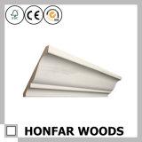 Molde de madeira moderno da coroa do Cornice do material de construção