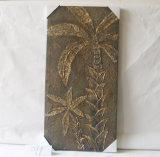 Картины холстины украшения дома картины кокоса моря темного Brown