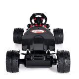 Elektrisch Reiten-auf Spielzeug Car- schwarzes Fernsteuerungskart (eine Batterie der Kinder des Motor einer)